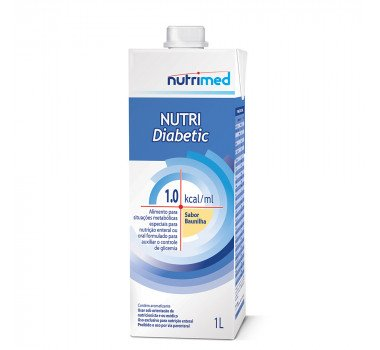 NUTRI DIABETIC 1.0 TP 1L - NUTRIMED