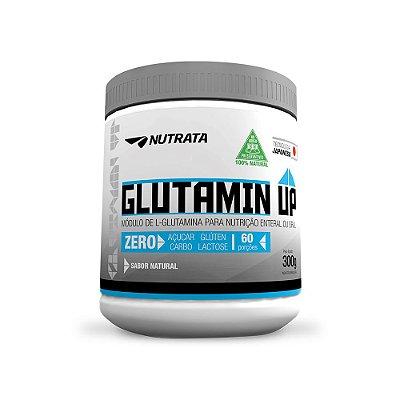 GLUTAMIN UP C/300G - NUTRATA