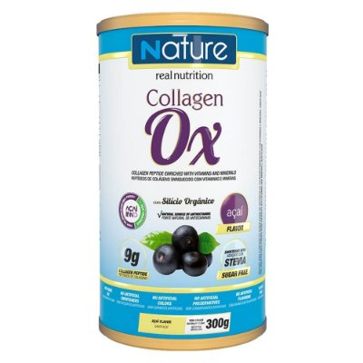 COLLAGEN OX 300GR SABOR AÇAÍ - NUTRATA