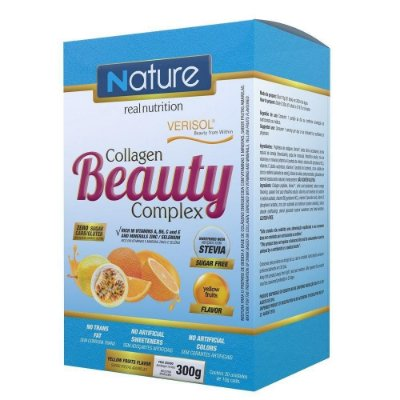 BEAUTY COMPLEX FRUTAS AMARELAS CX C/ 30 SACHES - NATURE