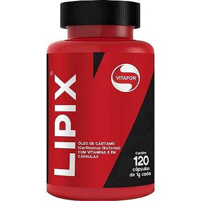 LIPIX C/120 CAPS - VITAFOR *VALIDADE PRÓXIMA*