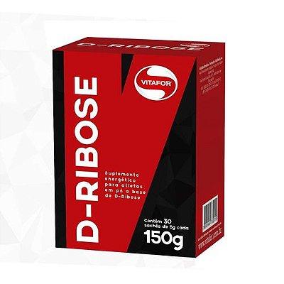 D-RIBOSE C/ 30 SACHES - VITAFOR