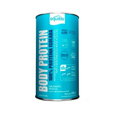 BODY PROTEIN C/450G - EQUALIV