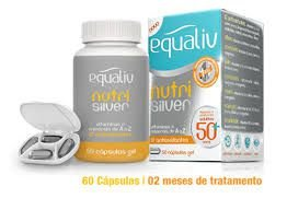 NUTRI SILVER C/60 CAPS GEL - EQUALIV