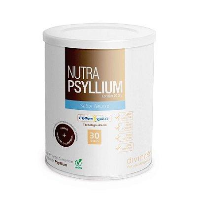 NUTRAPSYLLIUM C/ 210G  SABOR NEUTRO - DIVINITE
