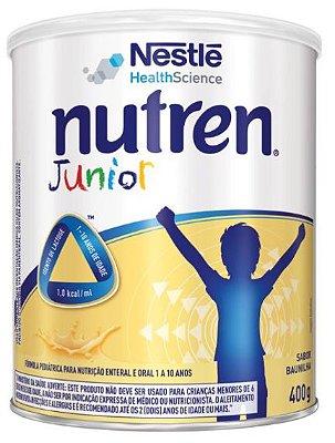 NUTREN JUNIOR SABOR BAUNILHA C/400G - NESTLE