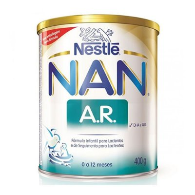 NAN AR 400G - NESTLE