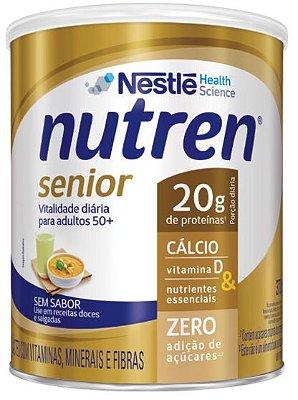 NUTREN SENIOR SEM SABOR C/370G - NESTLE