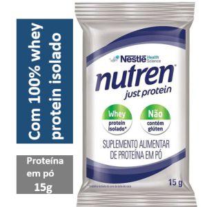 NUTREN JUST PROTEIN PO C/15GR - NESTLE *VALIDADE PRÓXIMA*