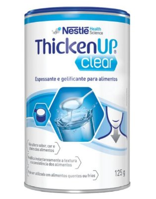 RESOURCE THICKEN UP CLEAR  C/125G - NESTLE