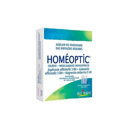 HOMEOPTIC 10 FLACONETE C/ 0,4 ML- BOIRON