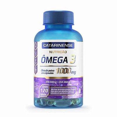 OMEGA 3 1000 120CPS- CATARINENSE