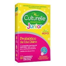 CULTURELLE JUNIOR C/10 CPR MASTIGAVEIS - CELLERA