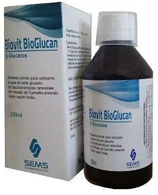 BIOVIT BIOGLUCAN SUPLEMENTO C/250 ML - SEMS