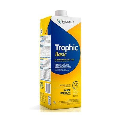 TROPHIC BASIC SABOR BAUNILHA C/1000 ML - PRODIET - VALIDADE 10/10