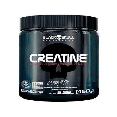 CREATINE 150G - BLACK SKULL