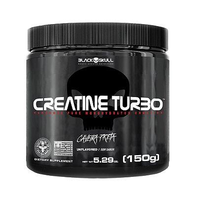CREATINE TURBO 150G - BLACK SKULL