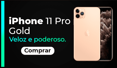 Mini Banner iPhone 11 pro