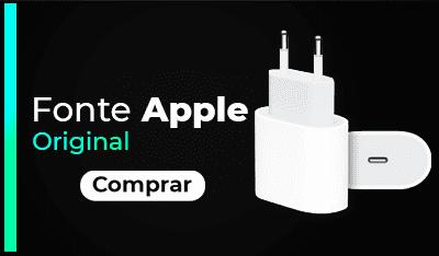 Mini Banner Fonte Apple
