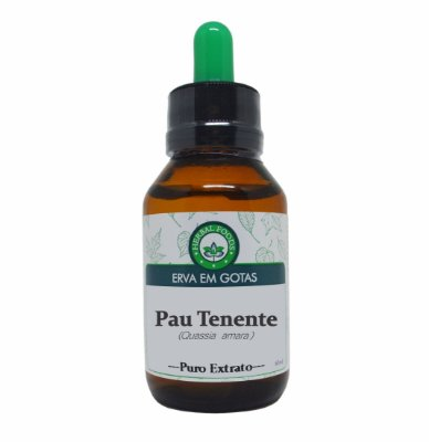 Pau Tenente - Extrato 60ml