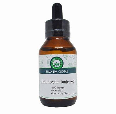 Imunoestimulante nº2 - Extrato 60ml