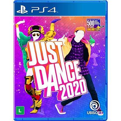 JUST DANCE 2020 PS4 USADO