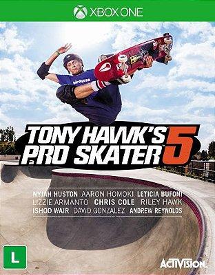 TONY HAWKS 5 XONE USADO
