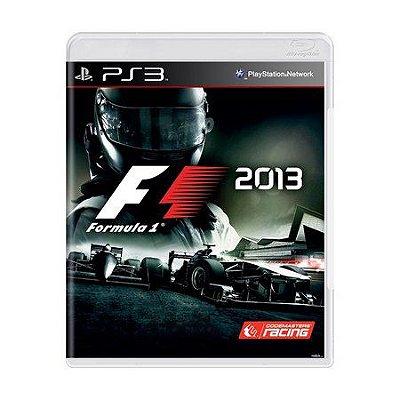 F1 2013 PS3 USADO