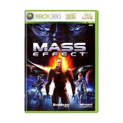 MASS EFFECT XBOX 360 USADO