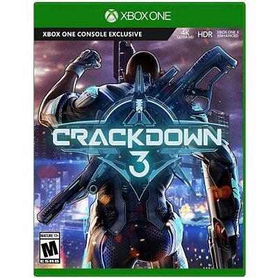 CRACKDOWN 3  XBOX ONE USADO