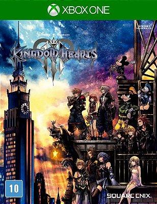 KINGDOM HEARTS 3 - XBOX ONE USADO