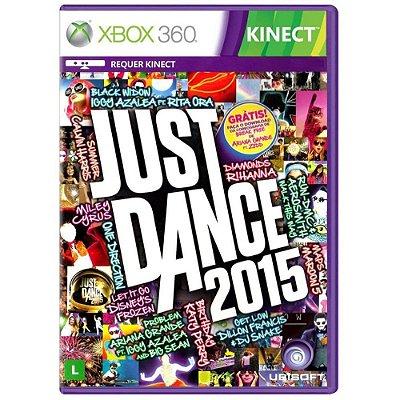 JUST DANCE 2015 X360 USADO