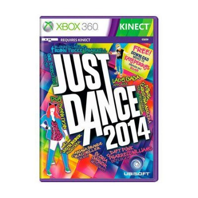 JUST DANCE 2014 X360 USADO