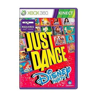 JUST DANCE DISNEY PARTY X360 USADO