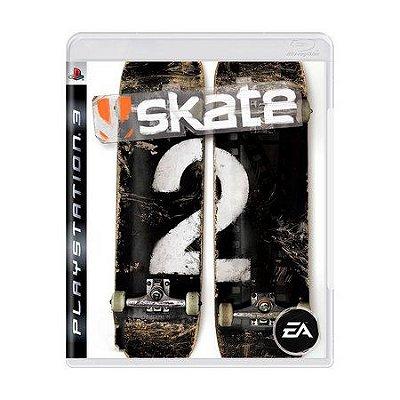 SKATE 2 PS3 USADO