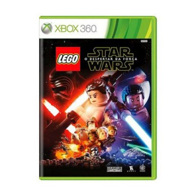 LEGO STAR WARS O DESPERTAR DA FORÇA XBOX 360 USADO