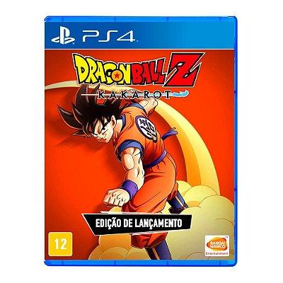 DRAGON BALL Z: KAKAROT PS4 USADO