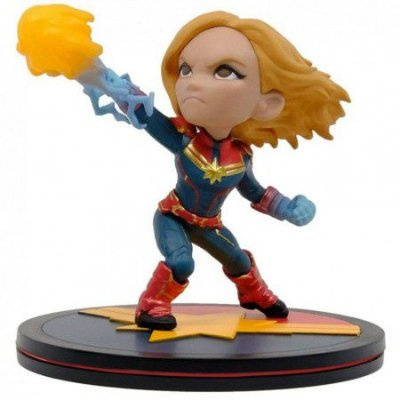 FIGURA QFIG CAPTAIN MARVEL