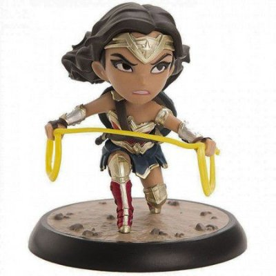 FIGURA QFIG JUSTICE LEAGUE WONDER WOMAN