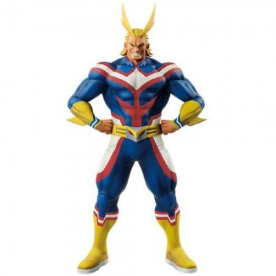 FIGURA BANPRESTO MY HERO ACADEMIA ALL MIGHT