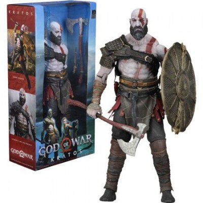 FIGURA NECA GOD OF WAR KRATOS