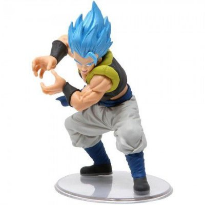 FIGURA BANDAI DRAGON BALL STYLING SSGS GOGETA