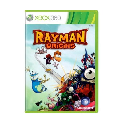 RAYMAN ORIGINS XBOX 360 USADO