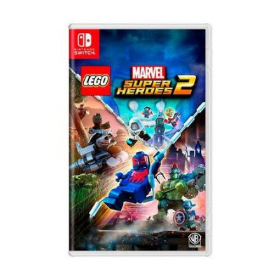 LEGO MARVEL SUPER HEROES 2 - SWITCH USADO