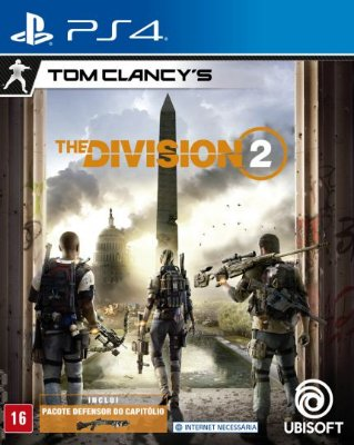 TOM CLANCY'S THE DIVISION 2 PS4 USADO