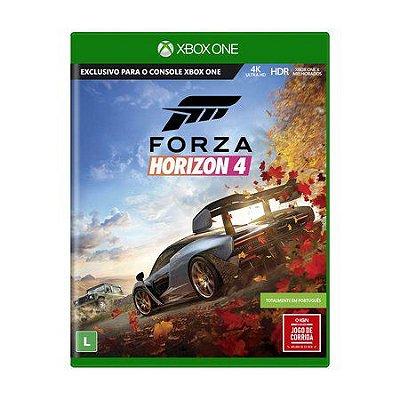 FORZA HORIZON 4 XBOX ONE USADO