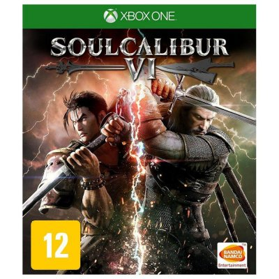 SOUL CALIBUR VI XBOX ONE USADO