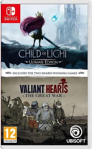CHILD OF LIGHT & VALIANT HEARTS - SWITCH