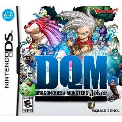 DRAGON QUEST MONSTERS: JOKER - NDS