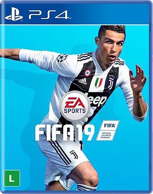 FIFA 19 PS4 USADO